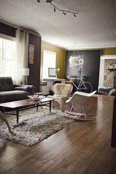 53 ideas dark wood floors grey walls living room coffee tables for 2019 Light Wood Texture, Wood Floor Texture, Grey Walls Living Room, Living Room Wood Floor, Living Rooms, Family Rooms, Living Area, Grey Wood Floors, Hardwood Floor