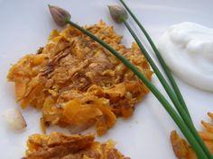 Recipe of the Day: Sweet Potato Pancakes