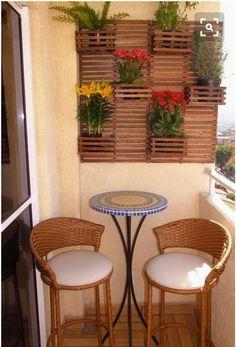 Outdoor Simple Garden