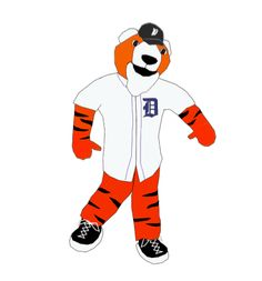 paws detroit tigers mascot photos | paws detroit tigers mascot find more about paws detroit tigers