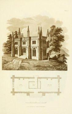 Sketches in architecture : consisting of origin...
