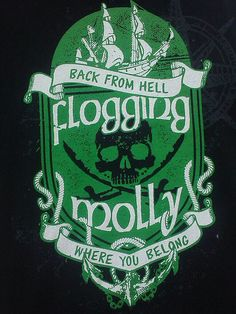 Flogging Molly                                                                                                                                                                                 More