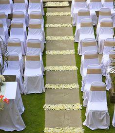 Wedding Set Up - Sukavarti Estate, West Bali