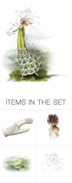 """Regency"" by gracekathryn ❤ liked on Polyvore featuring art, artset, artexpression and artdolls"