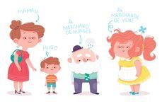 Maëlle c.: illustrations