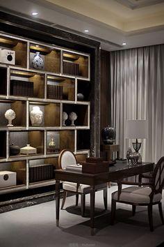 Full network starting: Steve Leung - Beijing Capital Bay villa model room ...