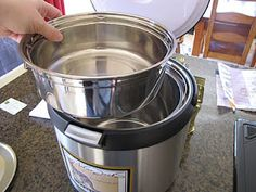 Saratoga Jacks thermal cooker Thermal Cooking, Pressure Cooking, Slow Cooking, Rocket Stoves, Rv Living, Emergency Preparedness, Food Storage, Cooker Recipes, Camping