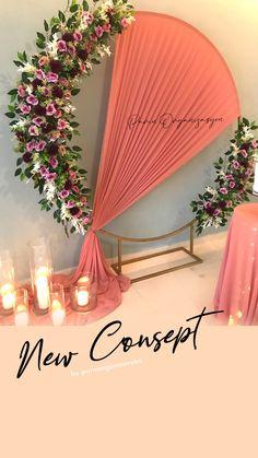 Desi Wedding Decor, Luxury Wedding Decor, Balloon Decorations Party, Outdoor Wedding Decorations, Backdrop Decorations, Ceremony Decorations, Flower Decorations, Reception Stage Decor, Event Decor