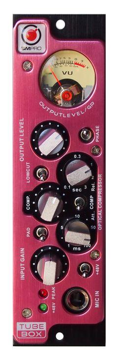 NAMM-News 2013: SM Pro Audio TubeBox