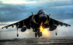 Unbelievable Moment 20 Tonne and Harrier Vertical Take off On Aircraft Carrier Cloud Wallpaper, Widescreen Wallpaper, Computer Wallpaper, Wallpapers, Battle Of Britain, Tonne, Royal Air Force, Aircraft Carrier, Royal Navy