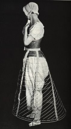 28-10-11  Crinoline 1866 Cage Skirt, Civil War Dress, 1800s Fashion, Period Outfit, Victorian Women, Historical Costume, Costumes For Women, Traditional Outfits, Vintage Dresses