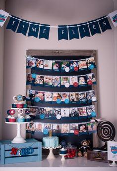 "Flies"" Airplane Birthday Party Time Flies Airplane Birthday PartyST ST, St, or St. may refer to: Boy First Birthday, Boy Birthday Parties, Birthday Fun, 1st Birthday Boy Themes, Sailor Birthday, Parties Kids, Birthday Design, Retirement Parties, Theme Parties"