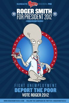 Roger Smith For President