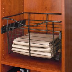 """Rev-A-Shelf Pull-Out 18""""W x 11""""H Drawer Finish: Oil Rubbed"""