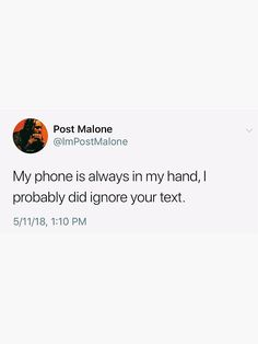 Twitter Quotes Funny, Funny Relatable Quotes, Tweet Quotes, Funny Tweets, Real Life Quotes, Fact Quotes, Mood Quotes, Feeling Broken Quotes, Post Malone Quotes