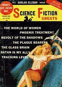 cover of Spring 1969 Science Fiction Greats
