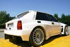 Lancia Delta Intergrale.