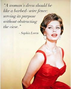 #mood #fashioninspo #enoughsaid #vintage #sophialoren