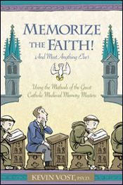When I first converted I used this book to learn the faith! It also teaches you the method used by Thomas Aquinas to memorize information to make it easier. We all know he was a mental GIANT.
