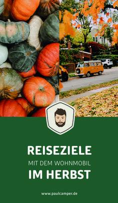 Der #Herbst ruft- was sind die schönsten #Reiseziele mit dem #Wohnmobil in #Deutschland? Wir zeigen euch, welche Reiseziele erst so richtig aufblühen, wenn das Laub von den Bäumen fällt. Außerdem empfehlen wir euch zu jedem Reiseziel auch einen #Campingplatz für euer Wohnmobil, sodass ihr nicht lange suchen müsst. #camping #camperreise #campingtrip #wohnmobilreise #reisen #herbst #winter #ausflug #kurztrip Camper, Photo Search, Pinterest Photos, Caravan, Most Beautiful Pictures, In The Heights, Vacation, Outdoor, Travelling