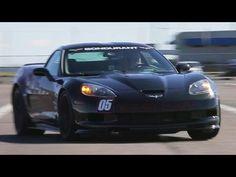 Taming the 2012 Corvette ZR1 at Bondurant! - The J-Turn Episode 2