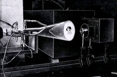 1931 electronic television