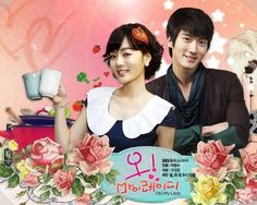 korean drama oh my lady