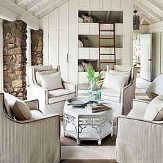 Stylish and Functional Guesthouse - Gracious Guest Bedroom Decorating Ideas - Southern Living