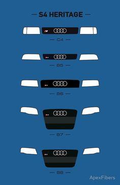 Audi S4 Heritage