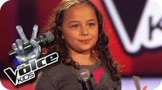 Lenka - Everything At Once (Nicole) | The Voice Kids 2013 | Blind Auditi...