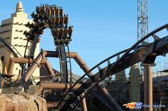 7/20 | Photo du Roller Coaster Black Mamba situé à @Phantasialand (Germany)