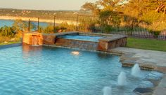 Designer Pools & Outdoor Living, Central Texas Pool Builder, Austin Pool Builder, Austin Pool Contractor, Swimming Pool, Spa, Outdoor Living, Landscaping, Fire Pit, Fire Place, Pergola, Infinity Edge Pool
