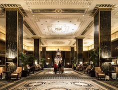 The Incredible Secrets Inside the Walls of the Waldorf Astoria