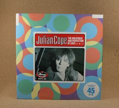 Julian Cope - The Greatness and Perfection of Love (Remix) - Mercury Records - Psychedelic Pop Rock - Near Mint to Mint Condition by N2THEATTIC on Etsy