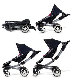 Where was this 15 years ago!!!  4moms origami stroller