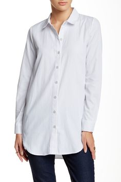 Perfect Shirt Tunic by RDI on @nordstrom_rack