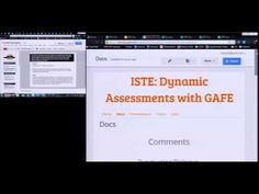 Dynamic Assessments Using Google Apps - YouTube