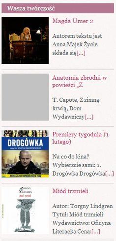 Teksty na www.debiutext.eu