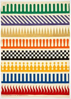 Palio by Alexander Girard, 1964.