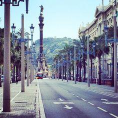 Barcelona, Columbus