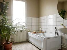 Renovate the bathroom without renovation - 5 simple tricks Bathroom Inspo, Elle Decor, Interior And Exterior, Architecture Design, Sweet Home, Bathtub, House, Bathrooms, Closer