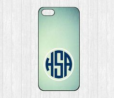 Personalized Monogram iPhone 4 case iPhone 4s case by caselxy, $9.99