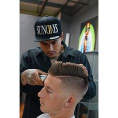 Getting that perfect #fade