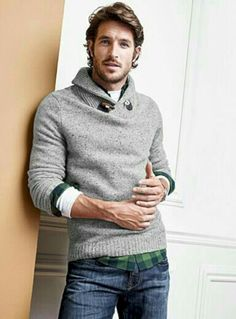 Awesome 45 Casual Winter Fashion For Men in 2017 by Din Ho