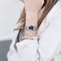 They are the perfect watches for women classy with a rectangle face since it's both beautiful and rugged. It also brings some color to your outfit. Since our fashion watches for women classy are water-resistant, feel free to wear it during your workout and outdoor adventures.   #watchesforwomenclassy #luxurywatchesforwomenclassy #fashionwatchesforwomenclassy Rectangle Face, Luxury Watches, Fashion Watches, Classy, Female, How To Wear, Color, Outfits, Beautiful