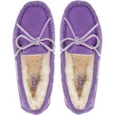 Ugg Dakota Slippers ($132) ❤ liked on Polyvore