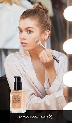 Healthy Skin Harmony Foundation is a multi-tasking product that's better for your skin than no foundation. Including 4 intelligent ingredients, create a flawless and radiant healthy skin look in one application. Find your shade now at Boots and learn more at MaxFactor.com today!