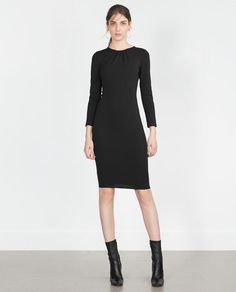 ZARA - WOMAN - OPEN BACK DRESS