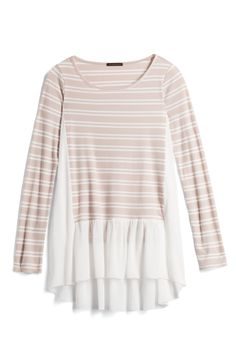 I love this top to wear for date night or paired with jeans and flats for playing at the park with my daughter! I recommend Stitch Fix to all my friends, who are also busy professionals and moms. Getting my monthly Fix is as exciting as Christmas morning!