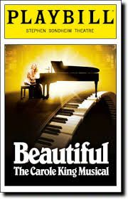 Tickets for Beautiful The Carole King Musical at the Overture Center for the Arts.  Based on the life of singer/songwriter Carole King.